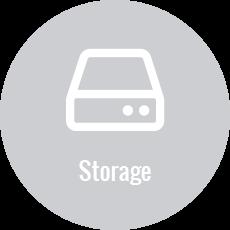 Brugt IT - Storage
