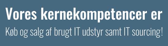 Npvision Groups kernekompetencer er køb og salg af brugt IT udstyr samt IT Sourcing