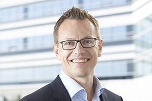 Christian Bøhne er Key Account Manager hos Npvision Group A/S