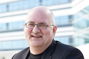 Francois Hellfritzsch står for indkøb og salg hos Npvision Group A/S