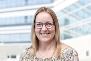 Heidi Tækker er administrativ koordinator hos Npvision Group A/S