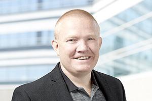 Jesper Sørensen står for logistikken hos Npvision Group A/S