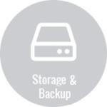 Storage og backup er en yderst vigtig ingrediens indenfor IT infrastruktur