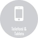 IT infrastruktur indebærer ligeledes telefoni og tablets