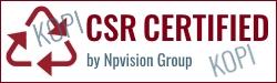 CSR ikon fra Npvision Group