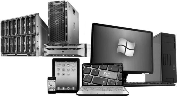 Køb af brugt IT udstyr er Npvision Groups kernekompetence.